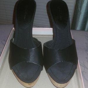 Generation Black Slip ons